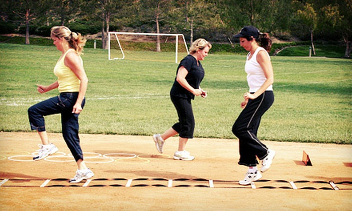 Michigan's Adventure Boot Camp for Women - Multiple Locations: $49 for a Four-Week Boot-Camp Package at Michigan's Adventure Boot Camp for Women ($219 Value)
