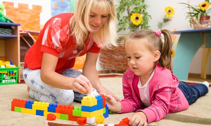 R Spencer Academy - Saint Charles: $110 for $220 Worth of Childcare — R. Spencer Academy