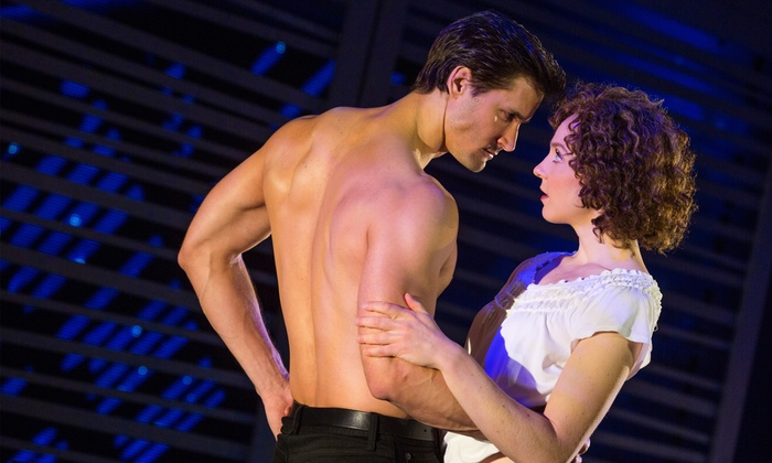 """Dirty Dancing – The Classic Story on Stage"" - Clowes Memorial Hall: ""Dirty Dancing  – The Classic Story on Stage"" Musical at Clowes Memorial Hall on June 9–14 (Up to 43% Off)"