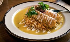 La Bamba Cafe: Mexican Food on Sunday–Thursday or Friday–Saturday at La Bamba Cafe (50% Off)