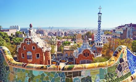 ✈ Barcellona - Volo a/r e 2 o 3 notti in camera doppia standard per 1 persona