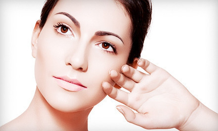 Growing Younger - Growing Younger: One or Three Microdermabrasions or One Anti-Aging Facial at Growing Younger (Up to 65% Off)