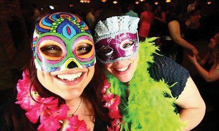Three- or Four-Hour Photo Booth Rental Package at Flash Creative Wisconsin (50% Off)