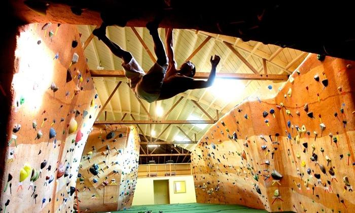 Bridges Rock Gym - El Cerrito: $159 for One-Week Kids' Summer Rock-Climbing Camp at Bridges Rock Gym ($325 Value)