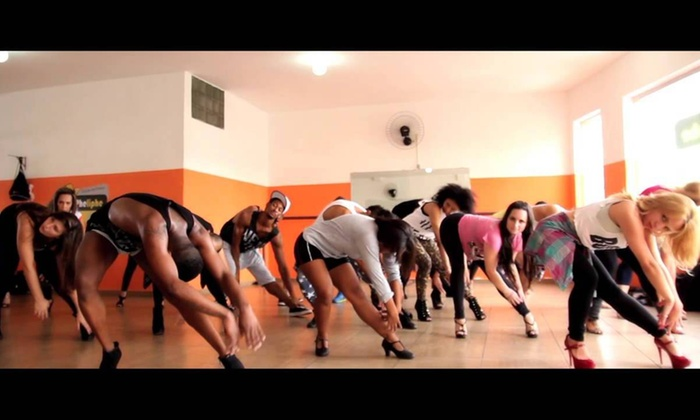 J'samone's Stiletto Dance Experience - DeSoto: Two Private Dance Classes from J'Samone's Stiletto Dance Experience  (65% Off)