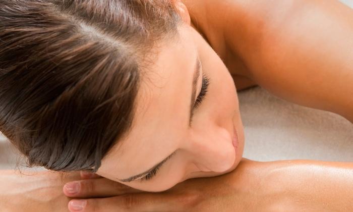 Spa at InterContinental LA - SPA InterContinental: Massage, Facial, or Both, or Massage or Facial with Pedicure at Spa at InterContinental LA (Up to 40% Off)