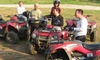 DirtVentures Ranger Rentals - Lincoln: Two- or Four-Hour Guided ATV Tour from DirtVentures ATV Rentals (58% Off)