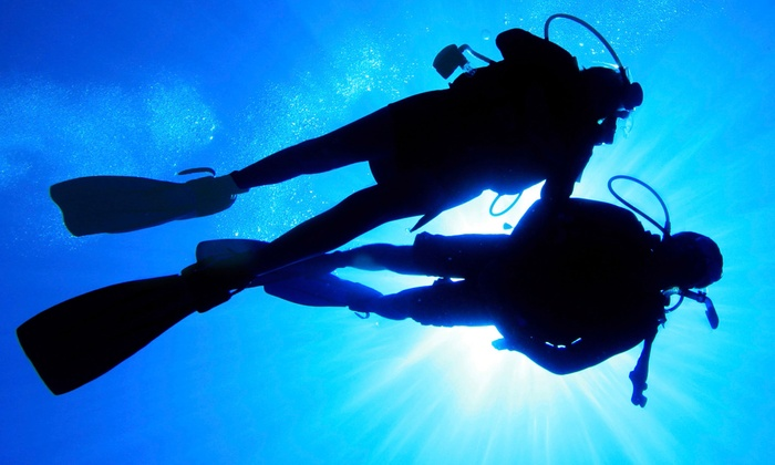 Aqua Trek Sports - Summerfields: Scuba Class or Open Water Diver Certification Course for One or Two at Aqua Trek Sports (Up to 61% Off)