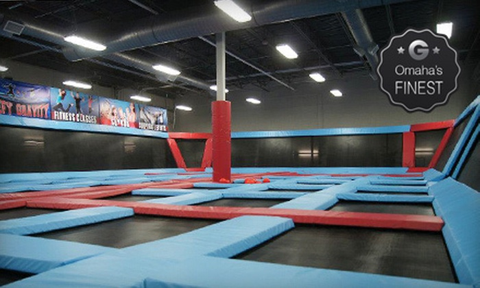 Defy Gravity - La Vista: Two-Hour Open-Jump Session or Trampoline Dodge Ball for Two, Four, or Six at Defy Gravity (Up to 54% Off)