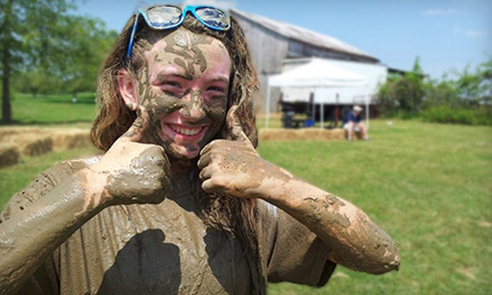 The Stampede - East Louisville: $30 for One Registration for The Stampede Mud Run on Saturday, May 18 (Up to $60 Value)