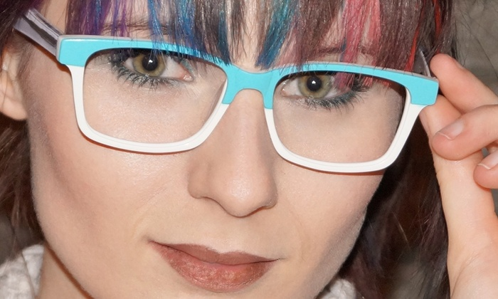 Venus Eye Boutique - Rutherford: C$42 for C$250 Worth of Frames and Prescription Lenses at Venus Eye Boutique