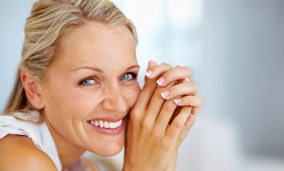 image for One or Three Non-Surgical Facelift Facial at Born of Earth (52% Off)