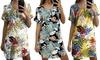 Floral Tunic Summer Dress