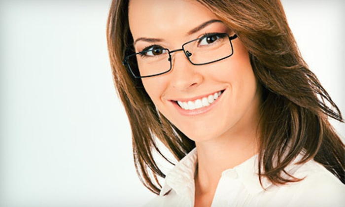 Eye See Optical - Huntsville: $50 for an Eye Exam and $200 Toward a Complete Pair of Prescription Glasses at Eye See Optical ($275 Value)