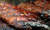 Fatso's Sports Garden - Inspiration Hills: Barbecue Meal or $12 for $25 Worth of Barbecue Fare at Fatso's Sports Garden