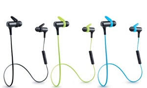 Avier Xe3 Sport Wireless Bluetooth 4.0 Earbuds With Inline Microphone And Controls