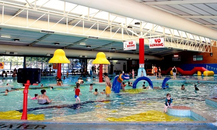 for Five or TenVisit Pool Pass at Noarlunga Leisure Centre Value