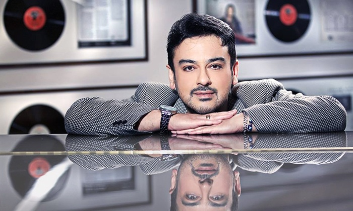 Adnan Sami - Sears Centre Arena: Adnan Sami Live In Concert at Sears Centre Arena on Friday, March 27, at 8 p.m. (Up to 30% Off)