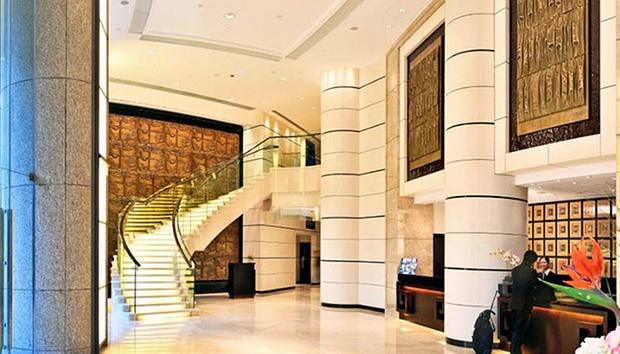 香港帝景酒店奢華氣派親子住宿之旅, 連客房升級及自助餐 2