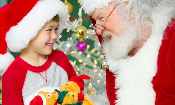 M G COMUNICAZIONE - Latina: Videoletterina di Babbo Natale da 4,99 €