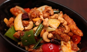 Little Bangkok: Choice of Curry or Stir-Fry with Rice at Little Bangkok (Up to 47% Off)