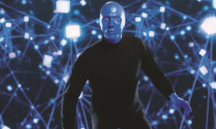 Blue Man Group  (December 16-March 10)