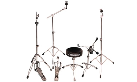 ChromaCast Double-Braced Drum Hardware Pack (6-Piece)