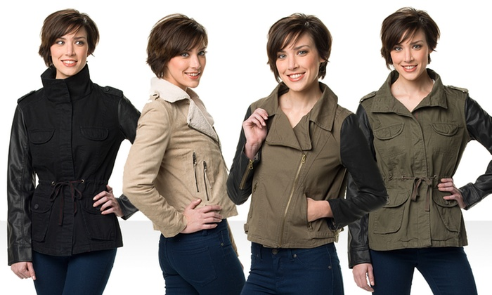 Ookie & LaLa Women's Jackets: Ookie & LaLa Women's Jackets. Multiple Styles Available from $36.99–$74.99. Free Returns.