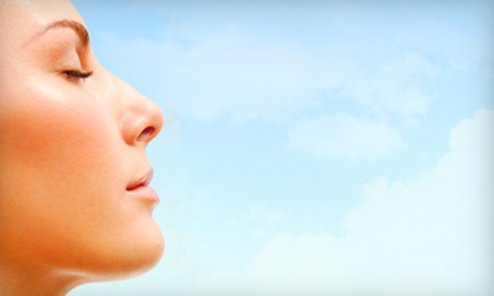 Zen by Jenn - Cornelius: $64 for a Get That Glow Spa Package with Facial and Feet Treatments at Zen By Jenn ($128 Value)