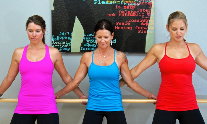 The Bar Effect - Truckee: $75 for 10 Bar-Effect Fitness Classes at The Bar Effect ($175 Value)