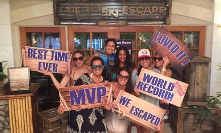 Groupon Escape Room Fort Lauderdale