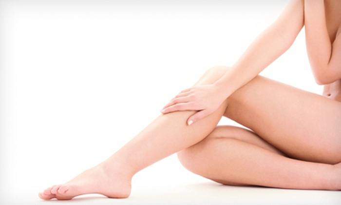 Medical Aesthetics of New Jersey - East Brunswick: Laser Hair Removal on Small, Medium, or Large Area at Medical Aesthetics of New Jersey in East Brunswick (Up to 80% Off)