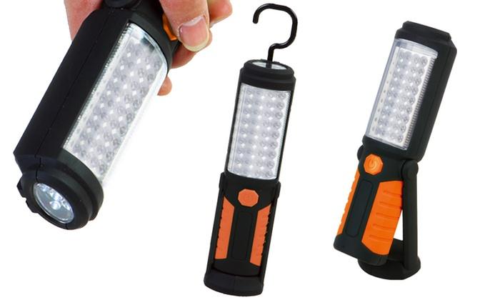 Set of 2 36-LED Worklights: Set of2 36-LEDWork Light/Flashlight Combos. Free Shipping and Returns.