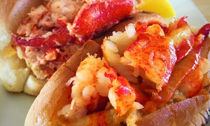 CATCH THIS!: Lobster Rolls for Two or Four at CATCH THIS! (Up to 36% Off)