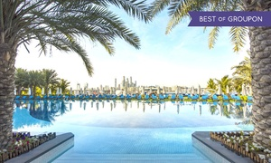 À La Turca at Rixos The Palm: Friday Brunch with Soft Drinks or House Beverages with Optional Pool and Beach Access at À La Turca (Up to 48% Off)