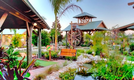 18-Holes of Mini-Golf for Two or Four at The Fish Hole (Up to 50% Off)