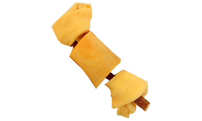 bully stick shin bone for dogs groupon goods. Black Bedroom Furniture Sets. Home Design Ideas