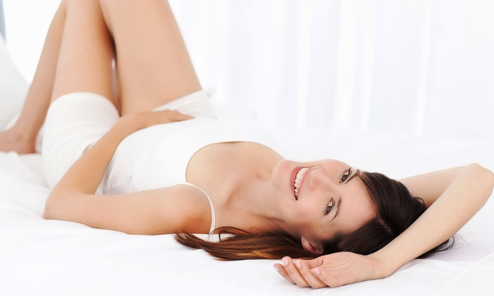 Urban Allure - Financial District: Four Laser Hair-Removal Treatments on a Small, Medium, or Large Area at Urban Allure (Up to 65% Off)