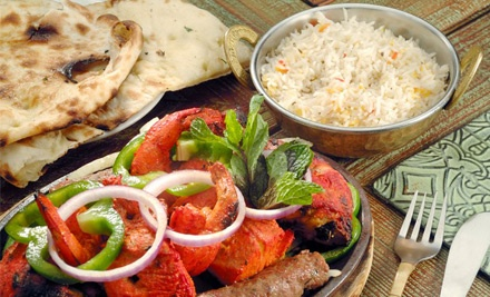 $16 for $30 Worth of Indian Cuisine for Two or More at The Dhaba