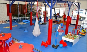 Up to 50% Off Indoor Play Area Day Pass, Month Membership & Birthday at We Rock the Spectrum, Santa Clarita
