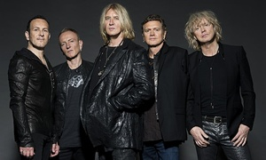 Def Leppard with REO Speedwagon & Tesla: Def Leppard with REO Speedwagon & Tesla on June 29, at 7 p.m.
