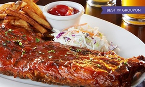 Stanford's Restaurant & Bar: American Cuisine for Brunch or Dinner at Stanford's Restaurant & Bar (Up to 25% Off)