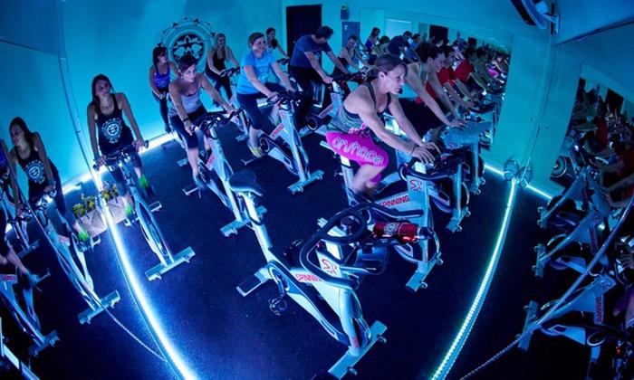 The Den Santee - The Den Santee: Five or Ten Indoor Cycling Classes at The Den Santee (Up to 45% Off)