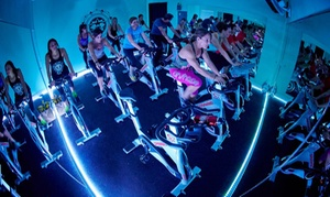 The Den Santee: Five or Ten Indoor Cycling Classes at The Den Santee (Up to 40% Off)