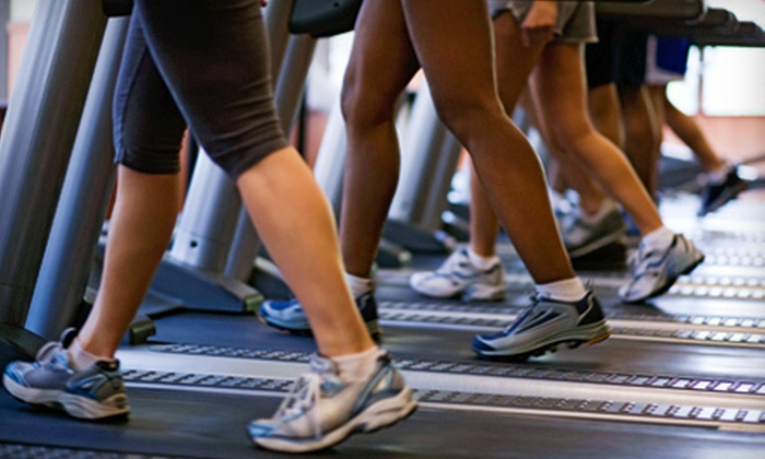 The Right Stuff Health Club - Multiple Locations: Three- or Five-Month Membership with One Week of Personal Training at The Right Stuff Health Club (Up to 94% Off)