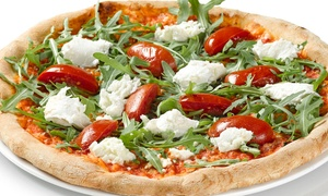 Bricco Pizza & Pasta: Up to AED 150 Towards All Menu Items or a Pizza with Soft Drink at Bricco Pizza & Pasta (Up to 57% Off)