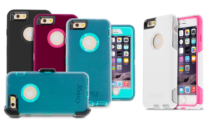 quality design a6ee1 f3eff Otterbox iPhone 6/6 Plus Cases | Groupon Goods