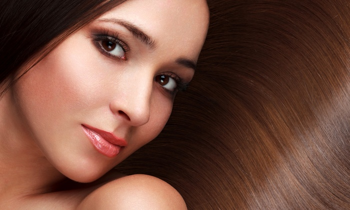 The Finished Look Salon & Spa - Copley: One or Three Keratin Hair-Smoothing Treatments at The Finished Look Salon & Spa (Up to 64% Off)