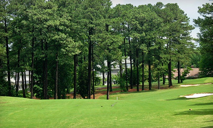 Wildwood Green Golf Club - Wildwood Green: 18 Holes of Golf with Cart Rental at Wildwood Green Golf Club (Half Off). Two Options Available.