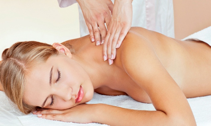 Djanel Spa - Las Vegas: Swedish Massage, or Ultimate Therapy Package with Body Brushing, Massage, and Paraffin Dip at Djanel Spa (Up to 57% Off)